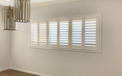 Why are Plantation Shutters Perfect for your Modern Home?