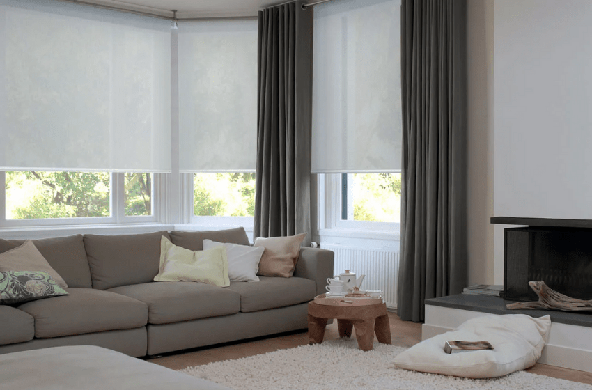 Curtains & Blinds – Which One You Should Buy (Difference Between Curtains & Blinds)